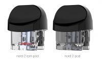Náhradná cartridge pre Smok NORD 2 - 4,5 ml bez žhaviacich hláv | typ NORD, typ RPM