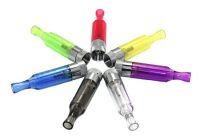 Clearomizér  GS H3 (EVOD BCC  PLAST) - 2,0 ml | červená, modrá, zelená, fialová, číra - priesvitná, čierna, žltá