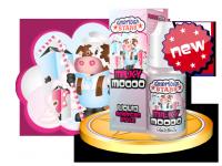 MILKY MOOOO - e-liquid American Stars 10ml | 12mg