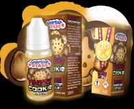 NUTTY BUDDY COOKIE - e-liquid American Stars 10ml | 6mg, 12mg, 18mg