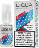 AMERICKÝ TABAK / American Blend - LIQUA - Elements 10 ml | 0 mg, 3 mg, 6 mg, 12 mg, 18 mg